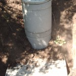 Septic Tank with Collar on Top