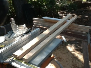 clear fir lumber